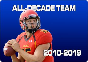 2010-2019 All-Decade Team