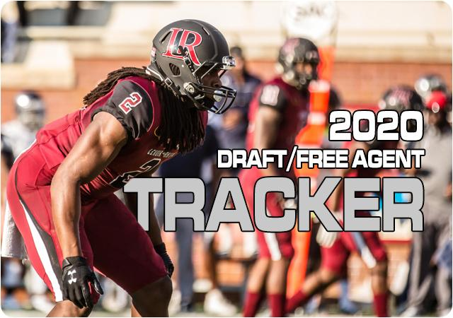 2020 Draft and Free Agent Tracker