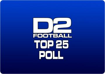 Top 25 Poll